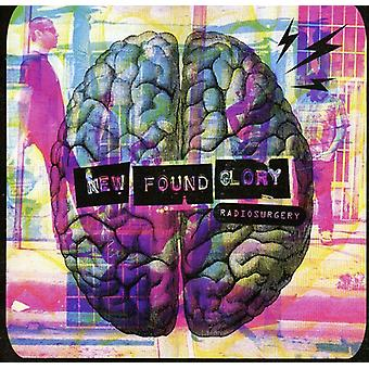 New Found Glory - radiochirurgia [CD] USA importare