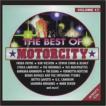 Best of Motorcity - Vol. 17-Best of Motorcity [CD] USA import
