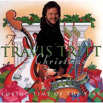 Travis Tritt - Boże Narodzenie-Loving czas importu USA Y [CD]