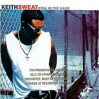 Keith Sweat - stadig i spil [CD] USA importen