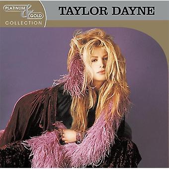 Taylor Dayne - Platinum & guld samling [CD] USA import