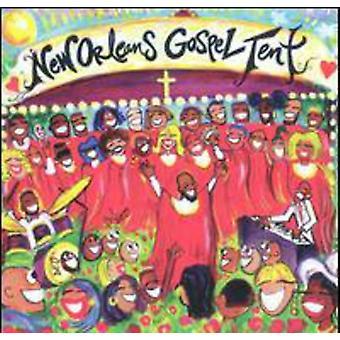 New Orleans evangeliet telt - New Orleans evangeliet telt [CD] USA import