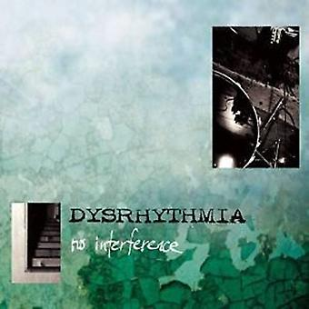 Dysrhythmia - No Interference [CD] USA import