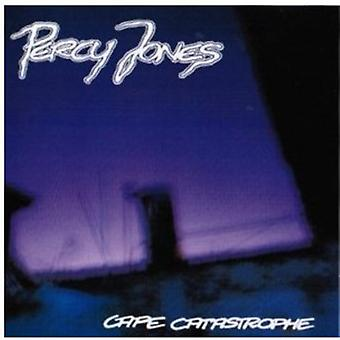 Percy Jones - importar de Estados Unidos cabo catástrofe [CD]