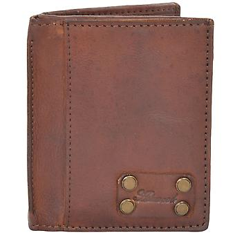 Ashwood Shoreditch Mens Leather Wallet