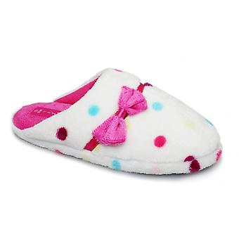 Lunar Minnie Polka Dot Mule Slipper