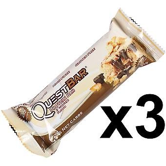 Quest Nutrition S'Mores Protein Bar Individual 3 x 60g Bars