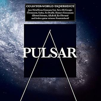 Mod verden erfaring - Pulsar [CD] USA importerer