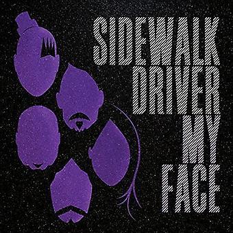 Sidewalk Driver - My Face [CD] USA import