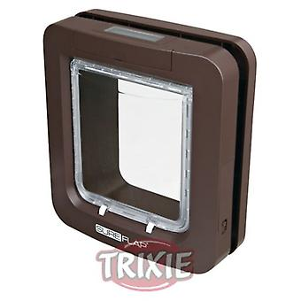 Trixie Microchip SureFlap Luke Brown