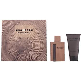 Armand Basi Wild Forest Vapo 90ml Edt + 1 Piece (Perfumes , Perfumes)