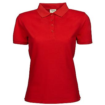 Tee Jays Womens/Ladies Heavy Short Sleeve Polo Shirt