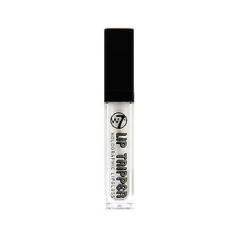 W7 Lip Tripper Holographic Lip Gloss With Wand 6g