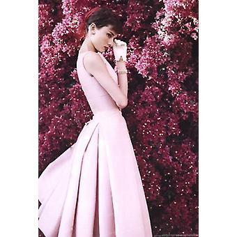 Audrey Hepburn - Dress Poster Poster afdrukken