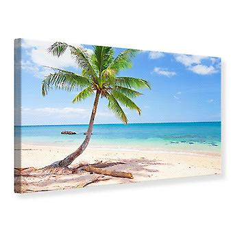 Canvas Print The Own Island