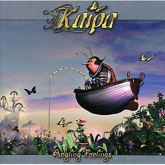 Kaipa - lystfisker følelser [CD] USA importerer