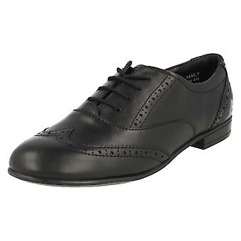 Senior Girls Angry Angels by Startrite Brogue Style School Shoes Matilda