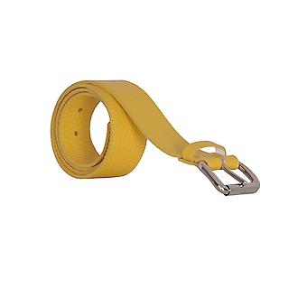 Orciani ladies 9506 G yellow leather belt