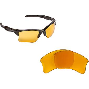 Halve jas 2.0 XL vervanging lenzen Hi intensiteit Yellow door SEEK past OAKLEY