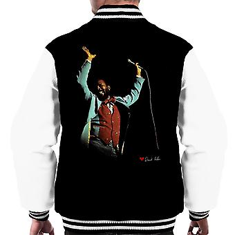 Marvin Gaye At The Royal Albert Hall London 1976 Men's Varsity Jacket