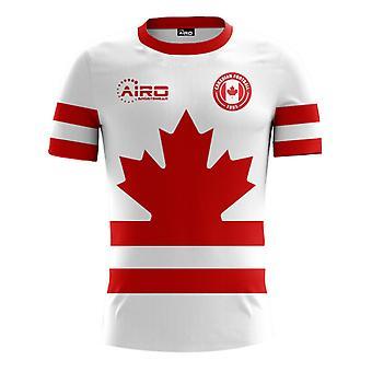 2018-2019 Canada Away Concept Football Shirt