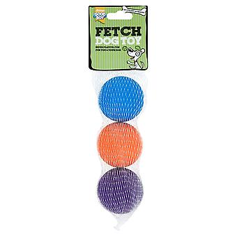 Armitage Good Boy Sponge Ball (Pack Of 3)