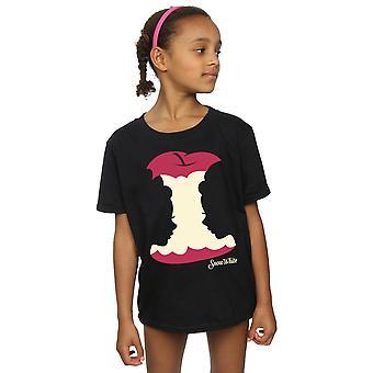 Disney Princess Girls Snow White Silhouette T-Shirt