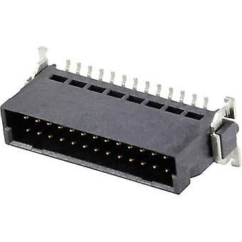 SMC multipole connector 244857 Total number of pins 68 No. of rows 2