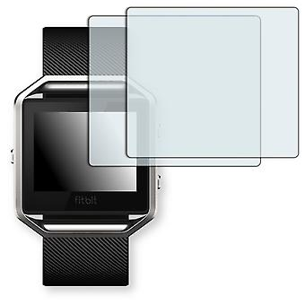 Fitbit blaze display protector - Golebo crystal clear protection film