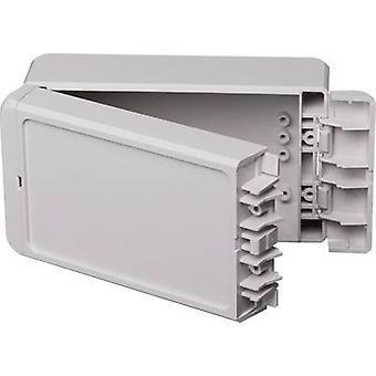 Wall-mount enclosure, Build-in casing 80 x 151 x 60 Acrylonitrile butadiene styrene
