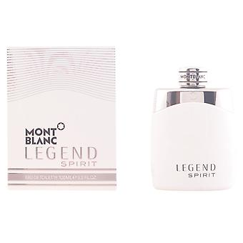 Montblanc Legend Spirit Eau De Toilette Vapo 100ml Mens Scent Fragrance Spray