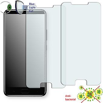 Gionee A1 plus screen protector - Disagu ClearScreen protector (deliberately smaller than the display, as this is arched)