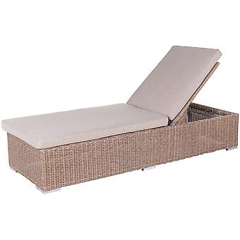 Ldk Tumbona Natural Patsy Rattán Beige (Furniture , Garden and terrace , Hammocks)