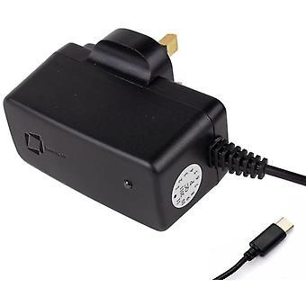 InventCase 1,5 m USB Typ C Portable Reisen 3 Pin AC Wand Ladegerät Power Adapter Netzstecker für LG G5/LG V20/LG G6/LG G6 + / LG Q8/LG V30/LG G7