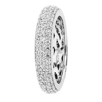 Carlo Monti women´s ring 925/- sterling silver, JCM5019-121
