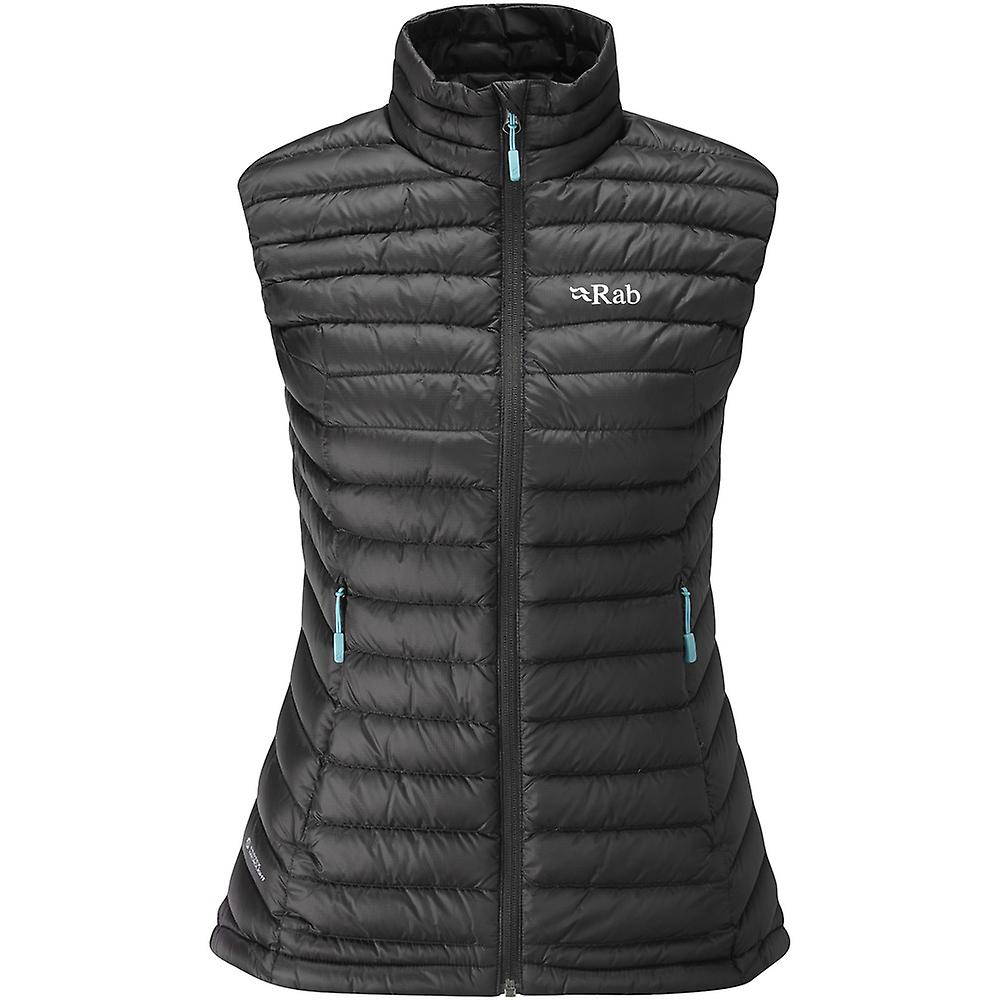 Rab Womens Soft Shell Vests Microlight Lightweight and Durable Wear