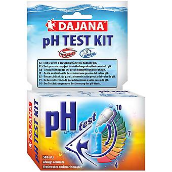 Dajana Ph Test Kit 10ml (Fish , Maintenance , Water Maintenance)