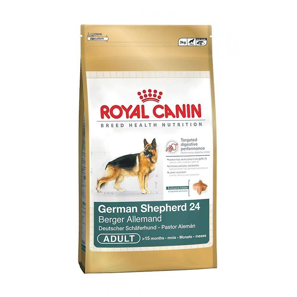 Royal Canin German Shepherd Adult Dry Dog Food 3KG