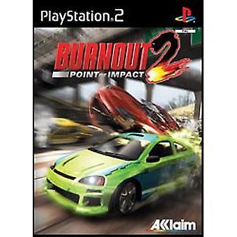 Burnout 2 Point af virkningen (PS2)