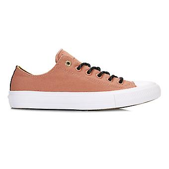 Converse All Star Chuck Taylor II Womens roze/Blush Shield Trainers
