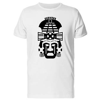 Ancient Tribal Mask Tee Men's -Image by Shutterstock