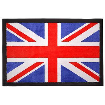 Dørmåtte England London Union Jack