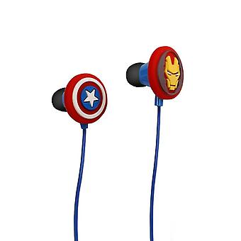 AVENGERS Earphone In-Ear 85dB parental controls