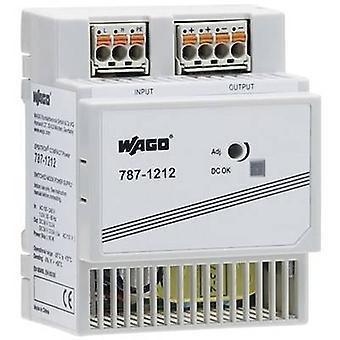 WAGO 787-1212 Rail mounted PSU (DIN) 24 V 2,5 A 60 W 1 x