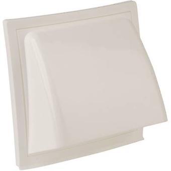 Afzuigkap Plastic geschikt voor pijp diameter: 10 cm Wallai