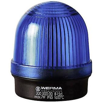 Light Werma Signaltechnik 200.500.00 Blue