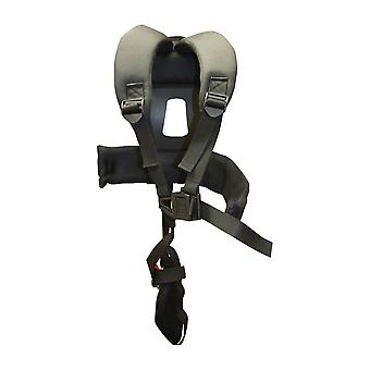 HARNESS DELUXE WITH PADDED STRAPS