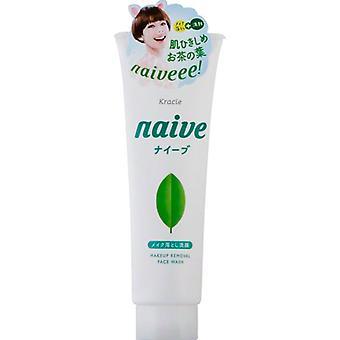 Kracie Naive Makeup Removal Face Wash, 7.1 oz