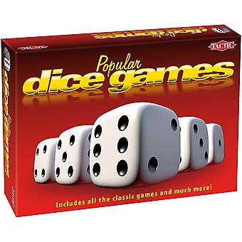 Tactiek populaire Dice Games