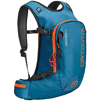 Ortovox Blue Sea 2019 Cross Rider - 20 Litre Snowboarding Backpack